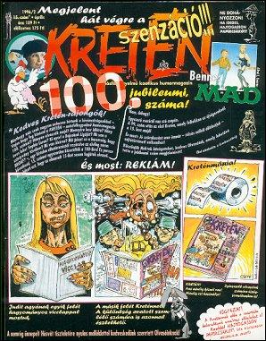 Kretén Magazine #15 • Hungary • 1st Edition - Kreten