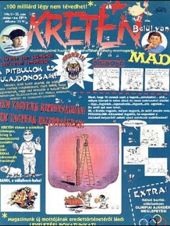 Go to Kretén Magazine #20 • Hungary • 1st Edition - Kreten