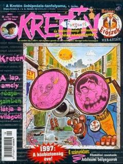 Go to Kretén Magazine #23 • Hungary • 1st Edition - Kreten