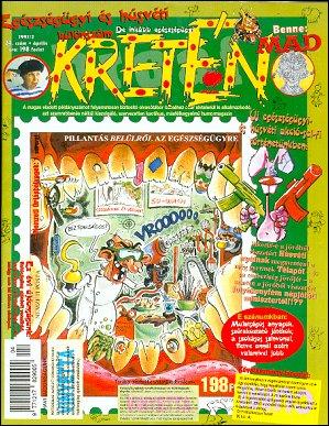 Kretén Magazine #24 • Hungary • 1st Edition - Kreten