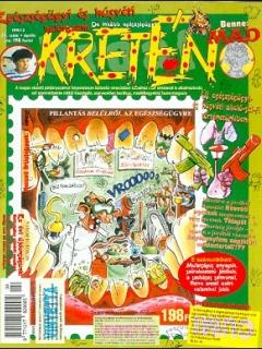 Go to Kretén Magazine #24 • Hungary • 1st Edition - Kreten