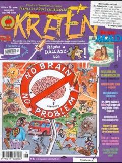 Go to Kretén Magazine #26 • Hungary • 1st Edition - Kreten