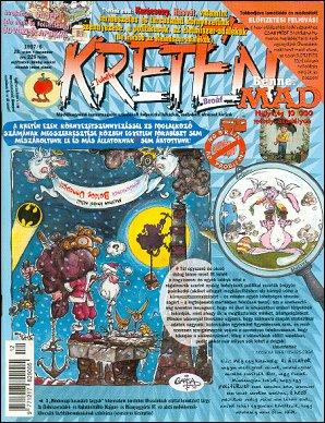 Kretén Magazine #28 • Hungary • 1st Edition - Kreten