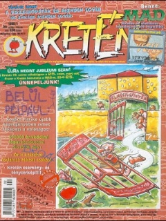 Go to Kretén Magazine #29 • Hungary • 1st Edition - Kreten