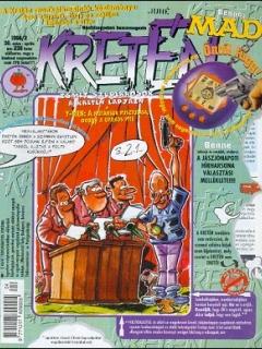 Go to Kretén Magazine #30 • Hungary • 1st Edition - Kreten