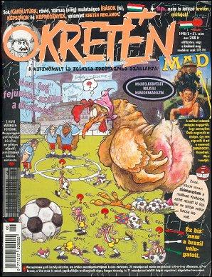 Kretén Magazine #31 • Hungary • 1st Edition - Kreten