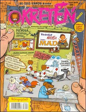 Kretén Magazine #33 • Hungary • 1st Edition - Kreten