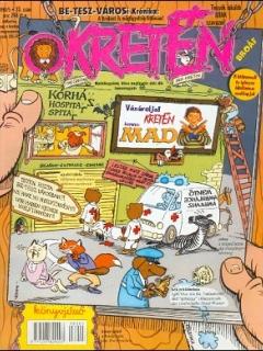 Go to Kretén Magazine #33 • Hungary • 1st Edition - Kreten