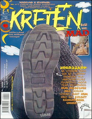 Kretén Magazine #36 • Hungary • 1st Edition - Kreten