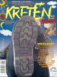 Go to Kretén Magazine #36 • Hungary • 1st Edition - Kreten