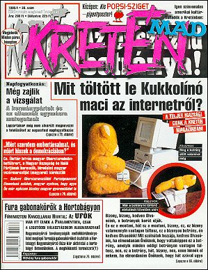 Kretén Magazine #38 • Hungary • 1st Edition - Kreten