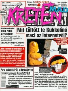 Go to Kretén Magazine #38 • Hungary • 1st Edition - Kreten