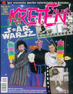 Kretén Magazine #39 • Hungary • 1st Edition - Kreten