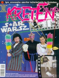 Go to Kretén Magazine #39 • Hungary • 1st Edition - Kreten