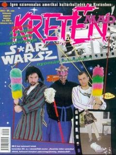 Kretén Magazine #39 (Hungary)