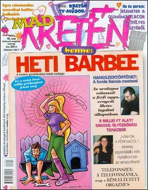 Kretén Magazine #40 • Hungary • 1st Edition - Kreten