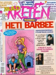 Go to Kretén Magazine #40 • Hungary • 1st Edition - Kreten