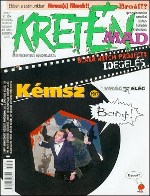Kretén Magazine #41 • Hungary • 1st Edition - Kreten