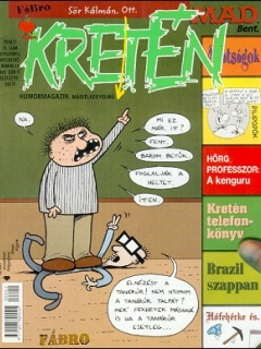 Go to Kretén Magazine #42 • Hungary • 1st Edition - Kreten