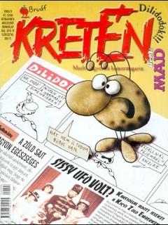 Go to Kretén Magazine #43 • Hungary • 1st Edition - Kreten