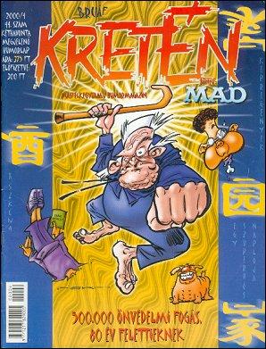 Kretén Magazine #44 • Hungary • 1st Edition - Kreten