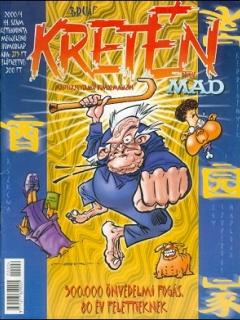 Go to Kretén Magazine #44 • Hungary • 1st Edition - Kreten