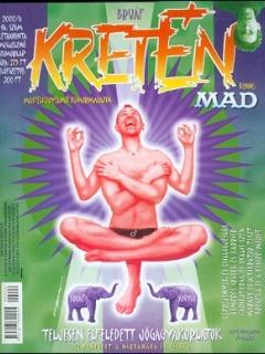 Go to Kretén Magazine #46 • Hungary • 1st Edition - Kreten