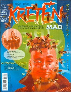 Kretén Magazine #47 • Hungary • 1st Edition - Kreten
