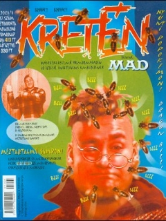 Go to Kretén Magazine #47 • Hungary • 1st Edition - Kreten