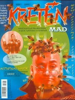 Go to Kretén Magazine #47 • Hungary • 1st Edition - Kreten