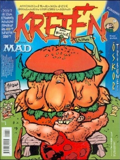 Go to Kretén Magazine #48 • Hungary • 1st Edition - Kreten