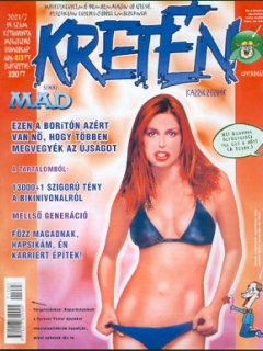Go to Kretén Magazine #49 • Hungary • 1st Edition - Kreten