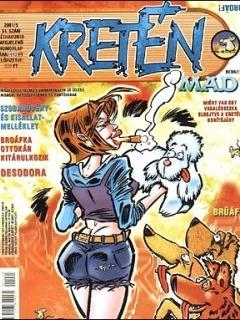 Go to Kretén Magazine #51 • Hungary • 1st Edition - Kreten