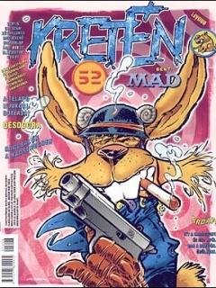 Go to Kretén Magazine #52 • Hungary • 1st Edition - Kreten