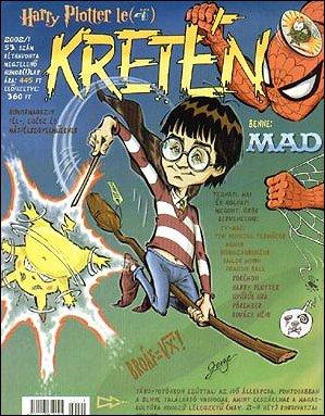 Kretén Magazine #53 • Hungary • 1st Edition - Kreten