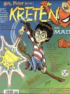 Go to Kretén Magazine #53 • Hungary • 1st Edition - Kreten