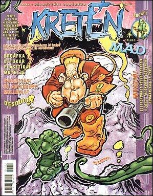 Kretén Magazine #54 • Hungary • 1st Edition - Kreten