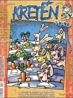 Go to Kretén Magazine #56 • Hungary • 1st Edition - Kreten