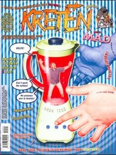 Go to Kretén Magazine #57 • Hungary • 1st Edition - Kreten