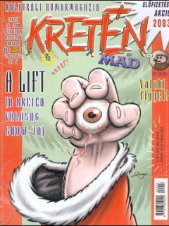Go to Kretén Magazine #58 • Hungary • 1st Edition - Kreten