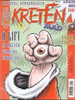 Go to Kretén Magazine #58 • Hungary • 1st Edition - Kreten