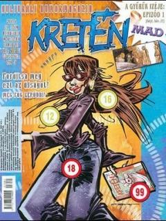 Go to Kretén Magazine #59 • Hungary • 1st Edition - Kreten