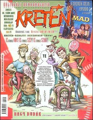 Kretén Magazine #60 • Hungary • 1st Edition - Kreten