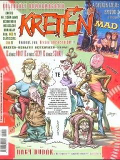 Go to Kretén Magazine #60 • Hungary • 1st Edition - Kreten