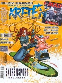 Go to Kretén Magazine #61 • Hungary • 1st Edition - Kreten