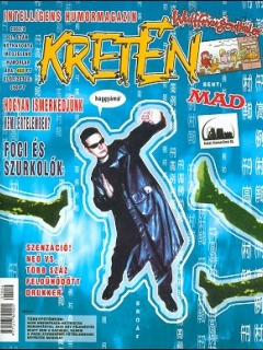 Go to Kretén Magazine #62 • Hungary • 1st Edition - Kreten