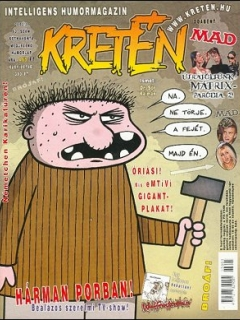 Go to Kretén Magazine #63 • Hungary • 1st Edition - Kreten