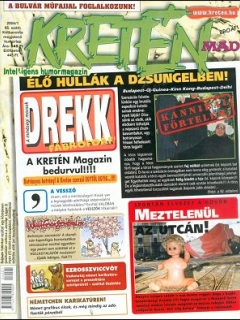 Go to Kretén Magazine #65 • Hungary • 1st Edition - Kreten
