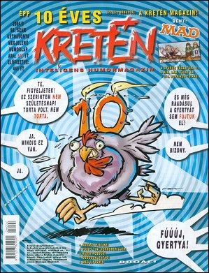 Kretén Magazine #66 • Hungary • 1st Edition - Kreten