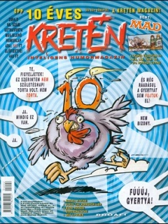 Go to Kretén Magazine #66 • Hungary • 1st Edition - Kreten